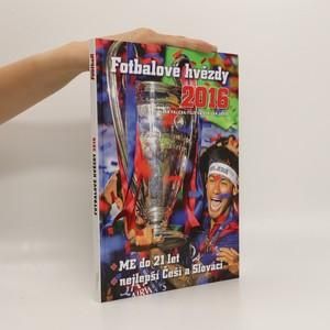 náhled knihy - Fotbalové hvězdy 2016