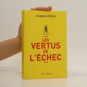 náhled knihy - Les vertus de l'échec