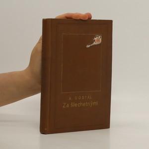 náhled knihy - Za šlechetnými vzory