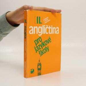 náhled knihy - Angličtina pro jazykové školy 2