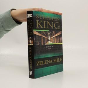 náhled knihy - Zelená míle