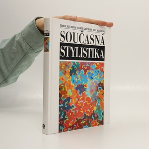 náhled knihy - Současná stylistika