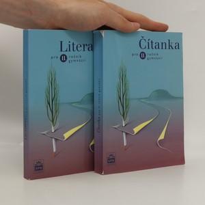 náhled knihy - Čítanka a Literatura pro II. ročník gymnázií (2 knihy ve 2 svazcích)
