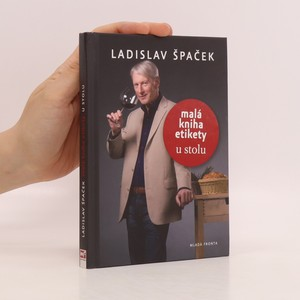 náhled knihy - Malá kniha etikety u stolu