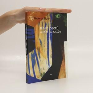 náhled knihy - Bůh filosofů a Bůh Pascalův