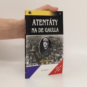 náhled knihy - Atentáty na de Gaulla