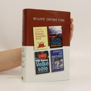 náhled knihy - Nejlepší světové čtení: Zásilka od mrtvého; Bohyně domácího štěstí; Velké Sólo; Poslední šance