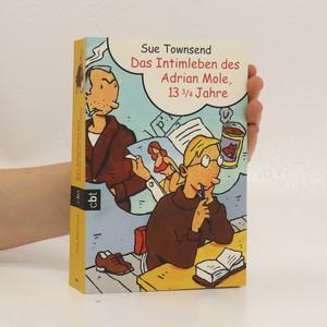 náhled knihy - Das geheime Intimleben des Adrian Mole, 13 3/4 Jahre