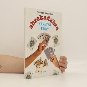 náhled knihy - Abrakadabra : Kouzla a čáry, Karetní triky (2 knihy v 1 svazku)