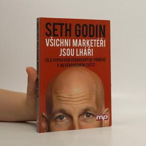 náhled knihy - Všichni marketéři jsou lháři