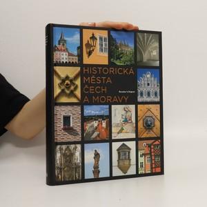 náhled knihy - Historická města Čech a Moravy