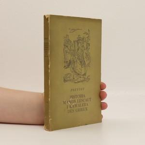 náhled knihy - Historia Manon Lescaut i Kawalera des Grieux