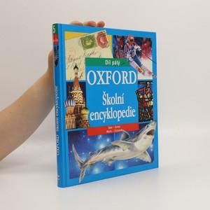 náhled knihy - Oxford : školní encyklopedie. Pátý díl, Moře - Zuluové