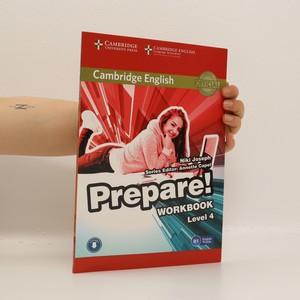 náhled knihy - Prepare! : workbook : level 4