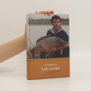 náhled knihy - Lov kaprů na českých vodách