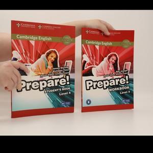 náhled knihy - Prepare! : student's book + workbook level 4 (2 svazky, viz foto)