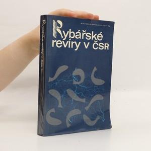 náhled knihy - Rybářské revíry v ČSR