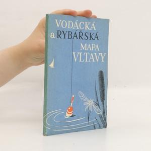 náhled knihy - Vodácká a rybářská mapa Vltavy