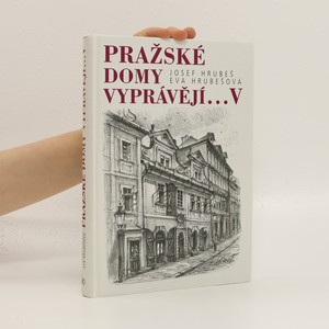 náhled knihy - Pražské domy vyprávějí... V. díl