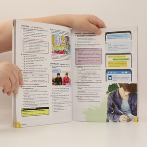 antikvární kniha Prepare! : student's book + workbook level 4 (2 svazky, viz foto), 2015