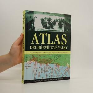 náhled knihy - Atlas druhé světové války : fakta o bojových střetnutích na všech frontách