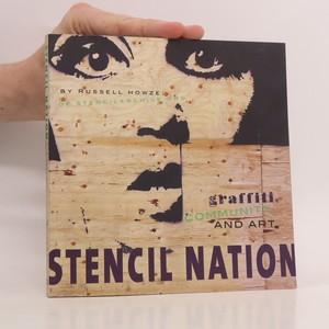 náhled knihy - Stencil nation