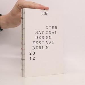náhled knihy - DMY - International design festival Berlin