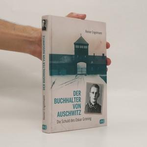 náhled knihy - Der Buchhalter von Auschwitz