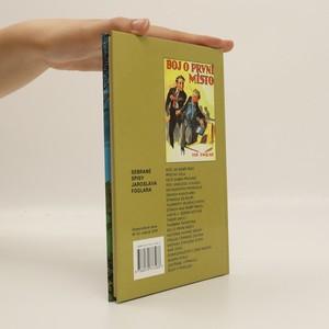antikvární kniha Boj o první místo, 1995