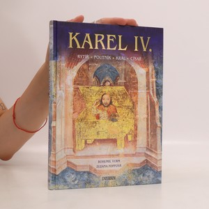 náhled knihy - Karel IV. : rytíř, poutník, král, císař