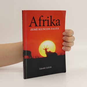 náhled knihy - Afrika : země sluncem zalitá