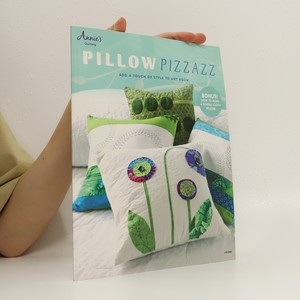 náhled knihy - Pillow Pizzazz