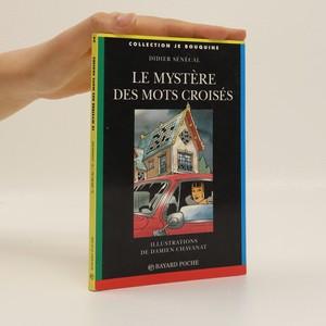 náhled knihy - Le mystère des mots croisés