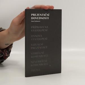 náhled knihy - Prezentační dovednosti