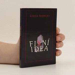 náhled knihy - Fixní idea
