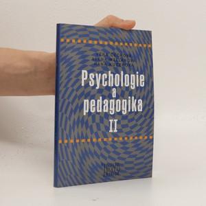 náhled knihy - Psychologie a pedagogika II : pro střední zdravotnické školy