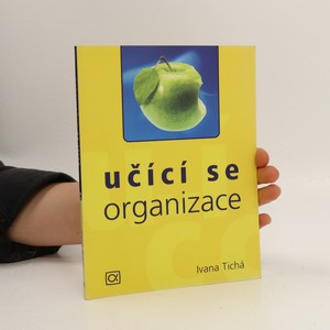 náhled knihy - Učící se organizace