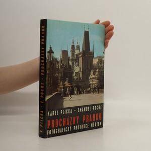 náhled knihy - Procházky Prahou. Fotografický průvodce městem.