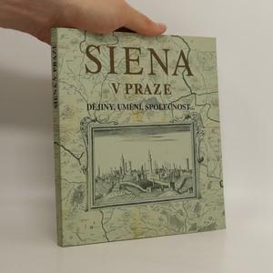 náhled knihy - Siena v Praze : dějiny, umění, společnost