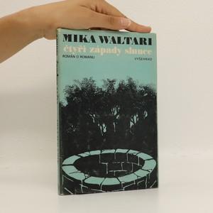 náhled knihy - Čtyři západy slunce : Román o románu