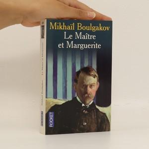 náhled knihy - Le Maître et Marguerite