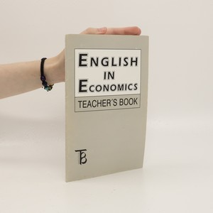 náhled knihy - English in economics (teacher's book)