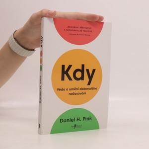 náhled knihy - Kdy : věda a umění dokonalého načasování