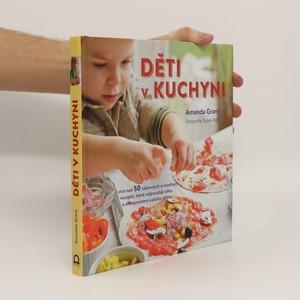 náhled knihy - Děti v kuchyni