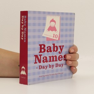 náhled knihy - Baby Names Day by Day