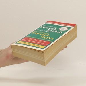 antikvární kniha Merriam-Webster's Spanish-English Dictionary / Diccionario Español-Inglés, neuveden