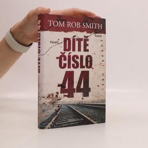 náhled knihy - Dítě číslo 44