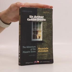 náhled knihy - The adventure of the Mazarin stone. Mazarinův drahokam