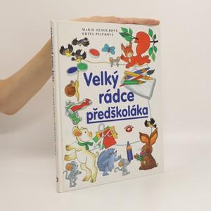 náhled knihy - Velký rádce předškoláka