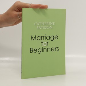 náhled knihy - Marriage for Beginners
